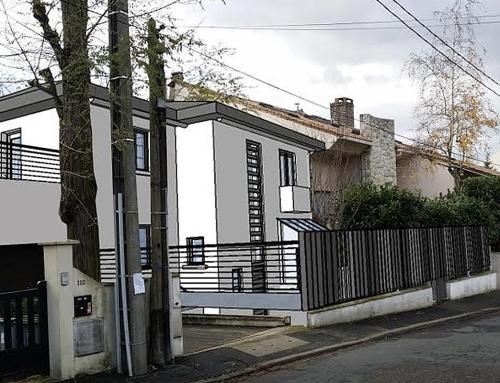 Projet de réhabilitation d'une maison individuelle