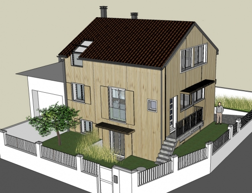 Projet Rueil DP 2017